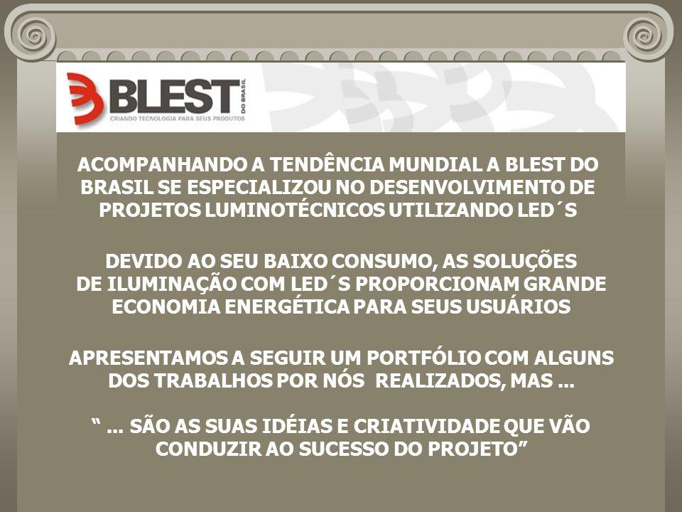 DEVIDO AO SEU BAIXO CONSUMO, AS SOLUÇÕES