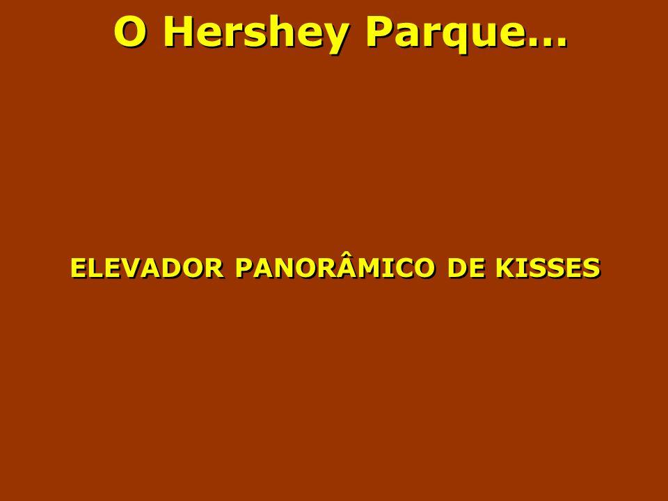 ELEVADOR PANORÂMICO DE KISSES