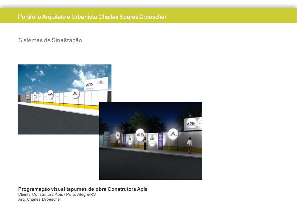 Portifólio Arquiteto e Urbanista Charles Soares Dröescher
