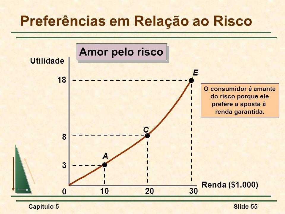 Preferências em Relação ao Risco
