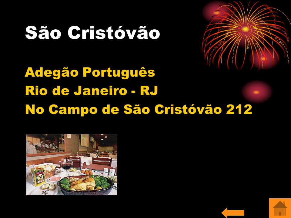 São Cristóvão Adegão Português Rio de Janeiro - RJ