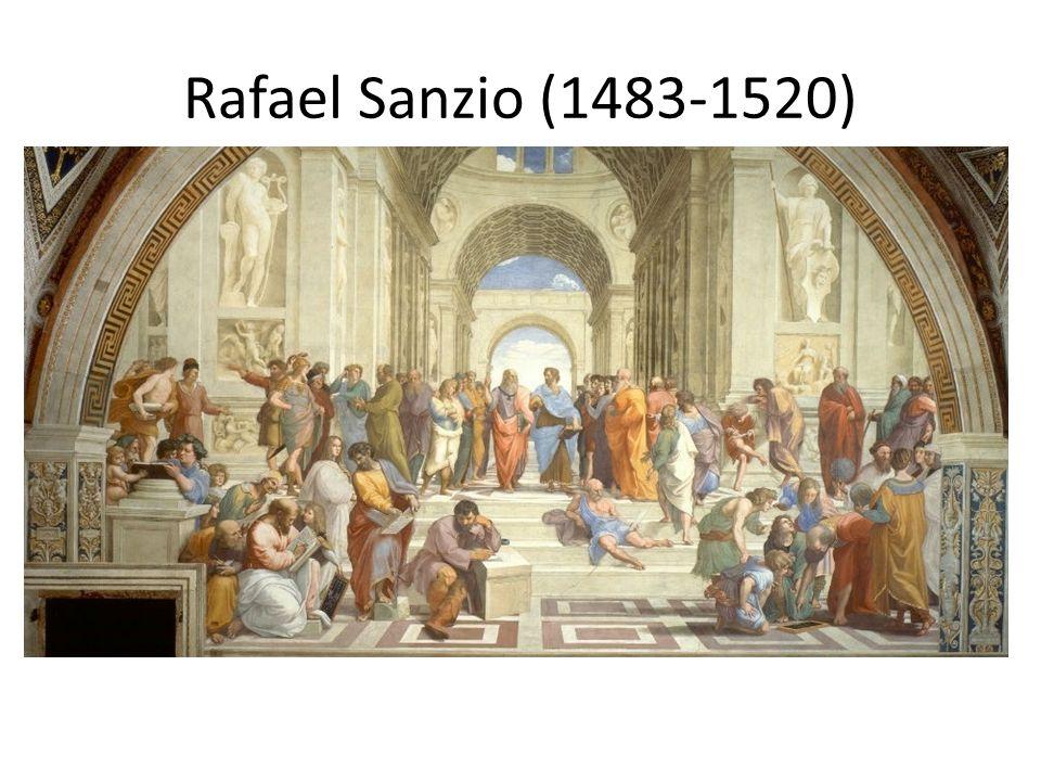 Rafael Sanzio (1483-1520)