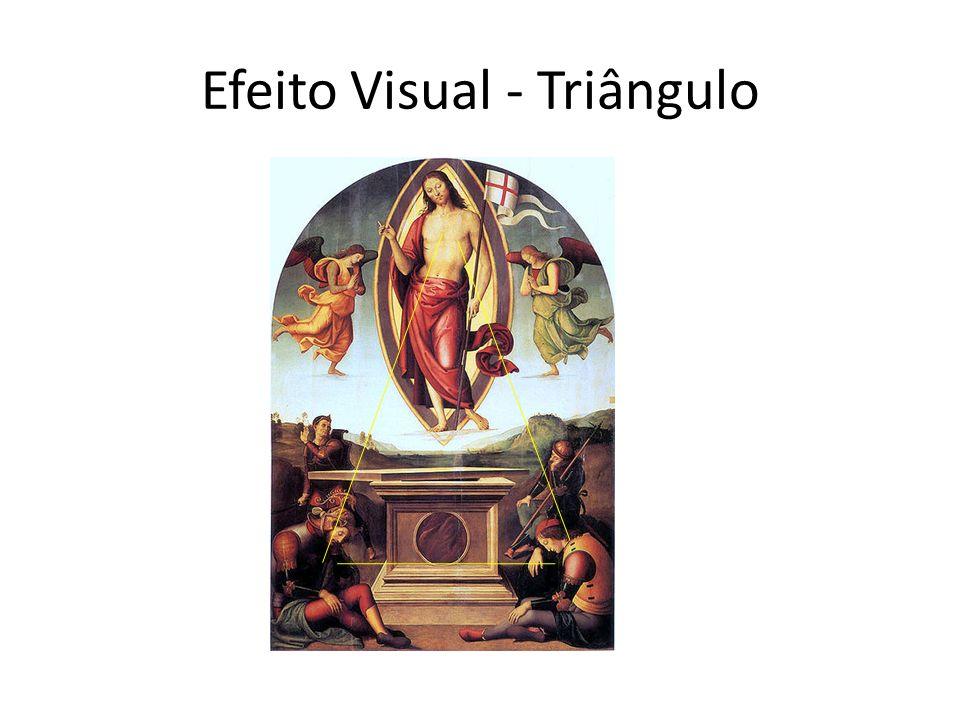 Efeito Visual - Triângulo