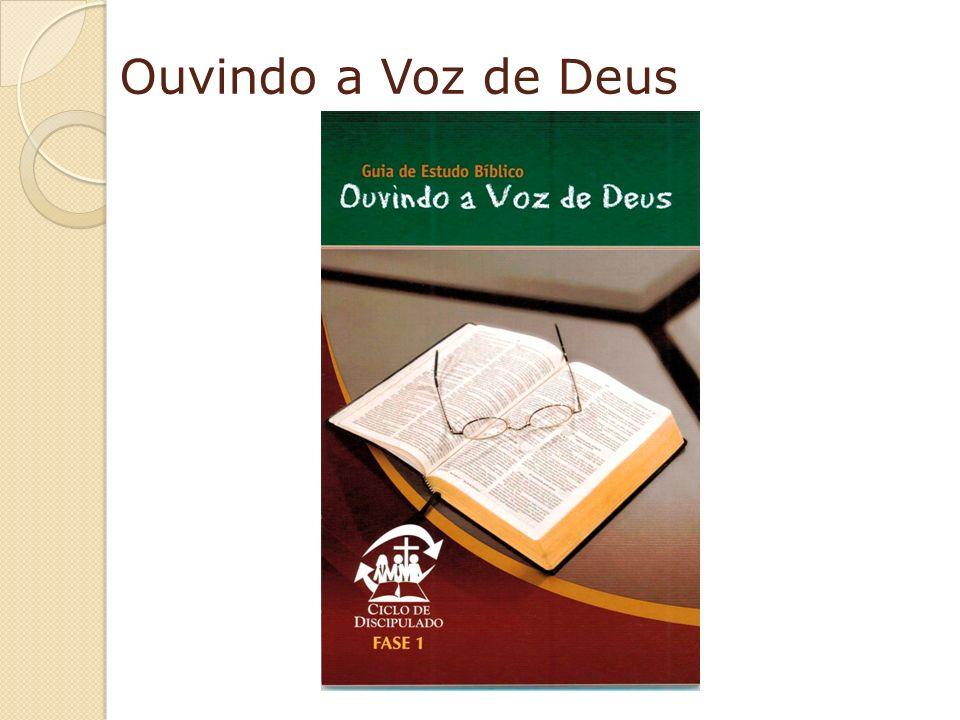 Ouvindo a Voz de Deus