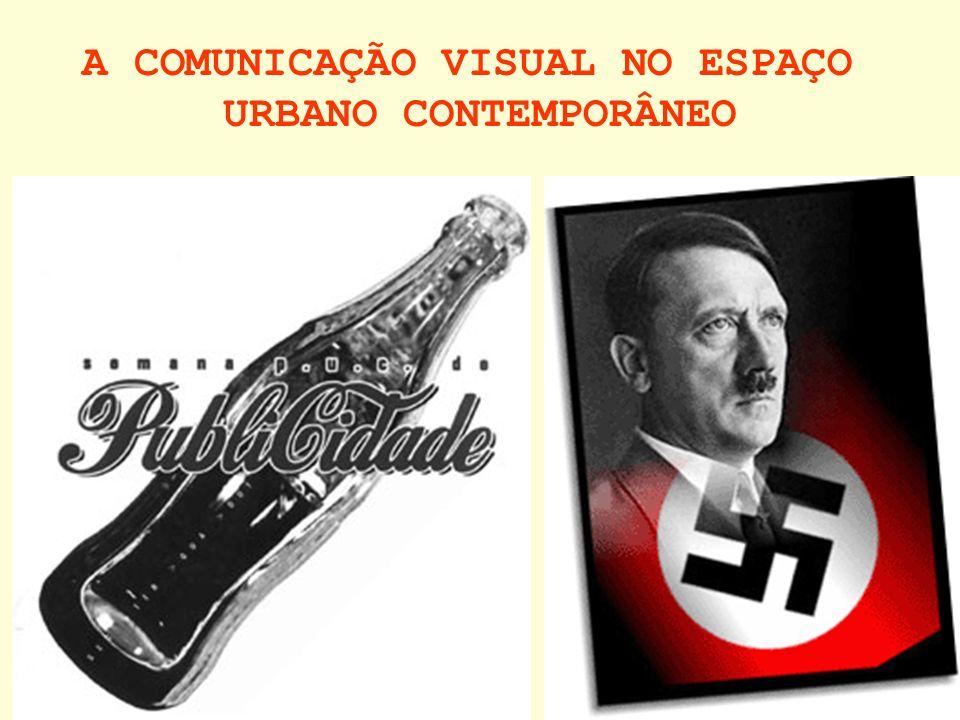 A COMUNICAÇÃO VISUAL NO ESPAÇO
