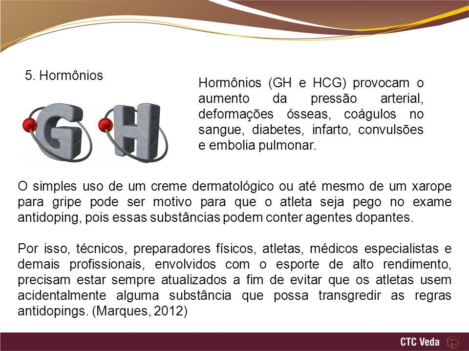 5. Hormônios