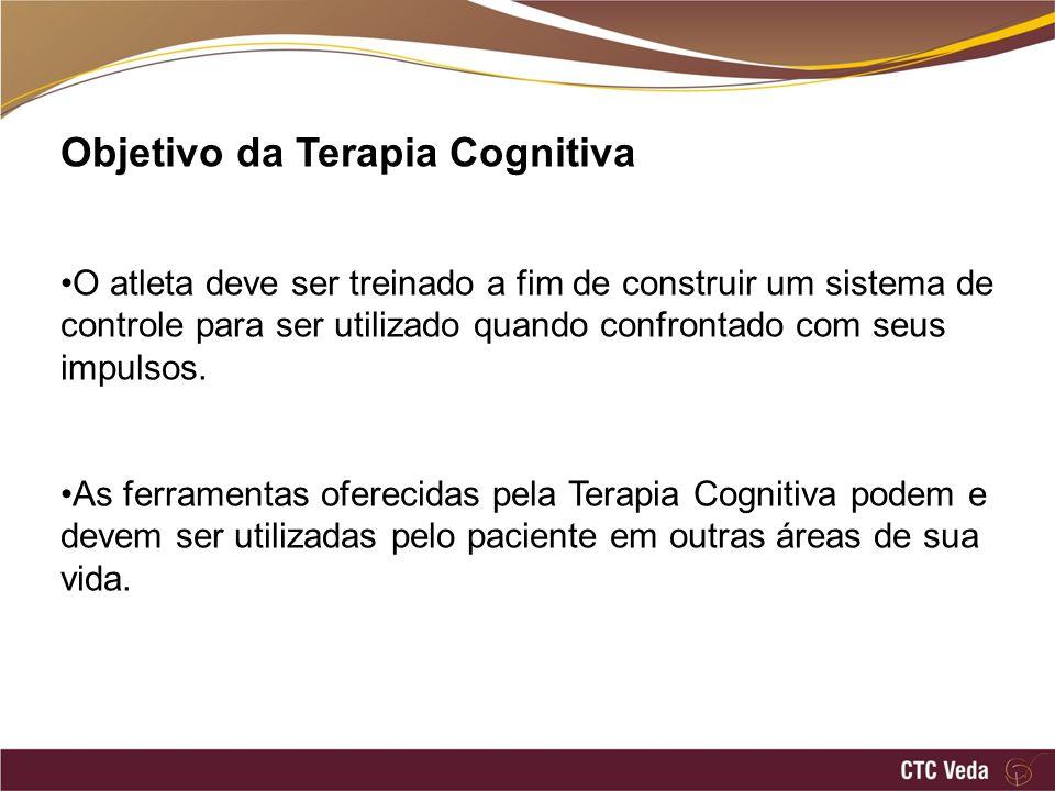 Objetivo da Terapia Cognitiva