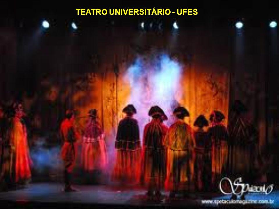 TEATRO UNIVERSITÁRIO - UFES