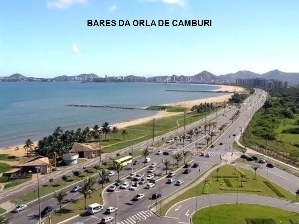 BARES DA ORLA DE CAMBURI