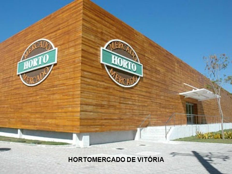 HORTOMERCADO DE VITÓRIA