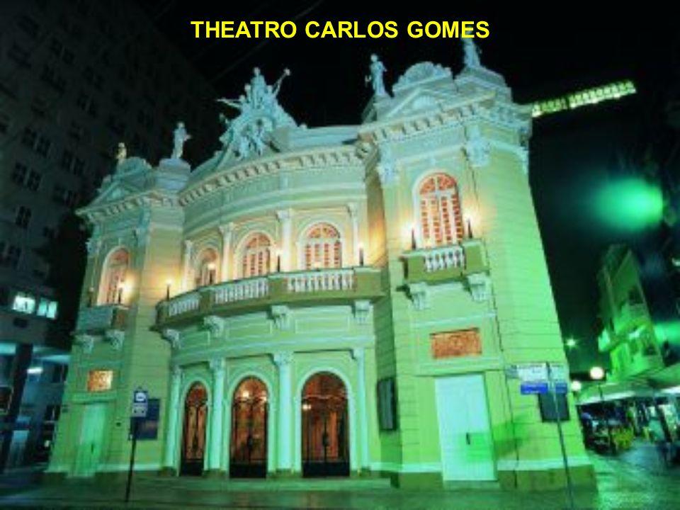 THEATRO CARLOS GOMES