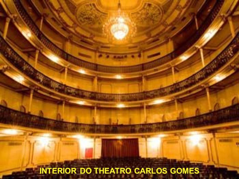 INTERIOR DO THEATRO CARLOS GOMES