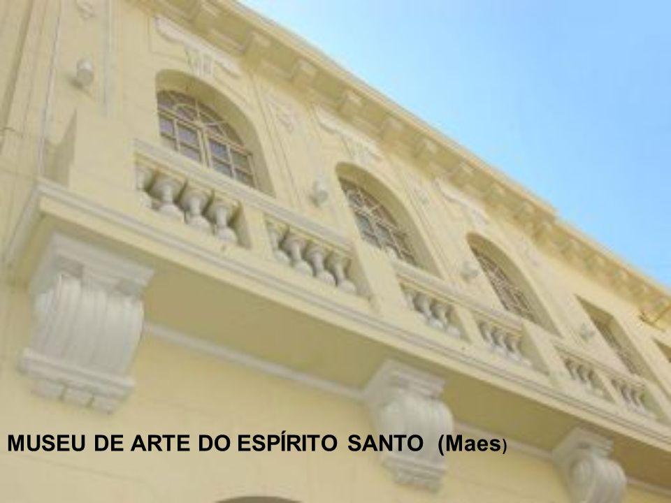 MUSEU DE ARTE DO ESPÍRITO SANTO (Maes)