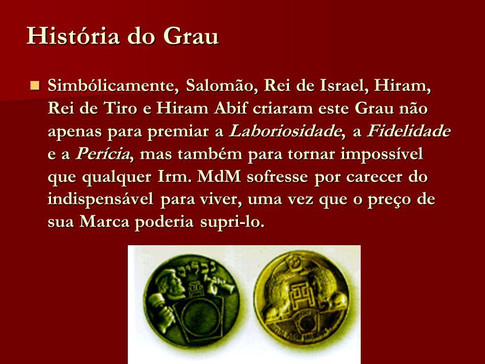 História do Grau