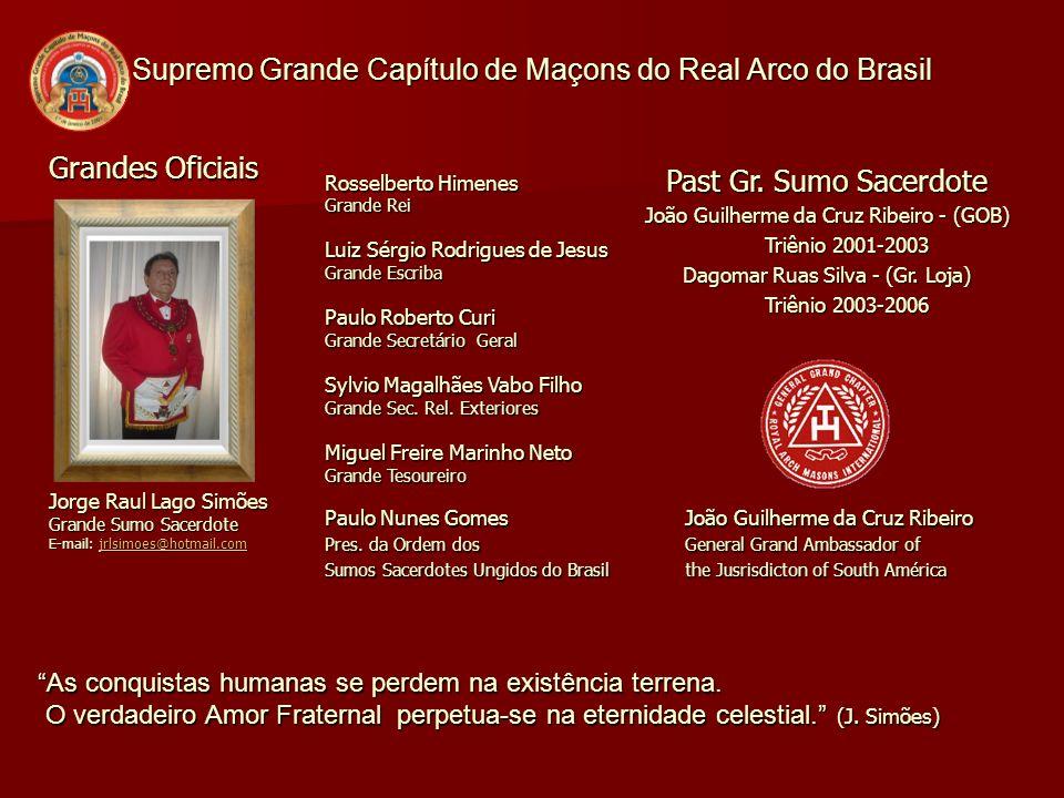 Supremo Grande Capítulo de Maçons do Real Arco do Brasil