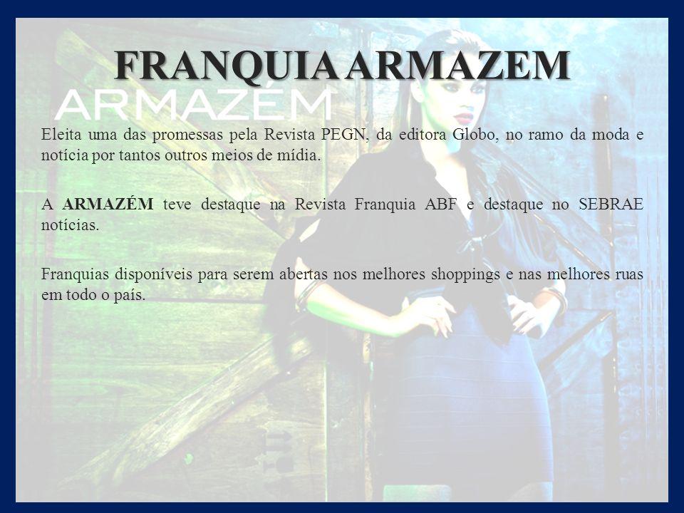 FRANQUIA ARMAZEM