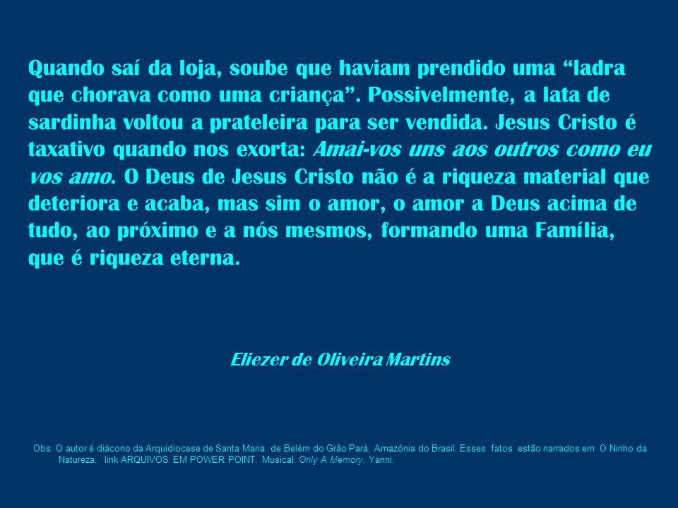 Eliezer de Oliveira Martins