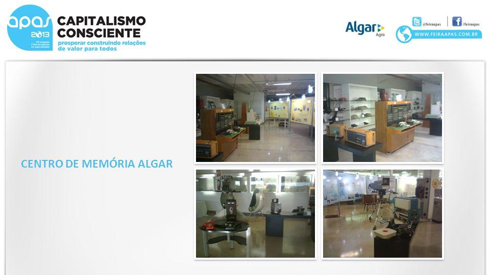 CENTRO DE MEMÓRIA ALGAR