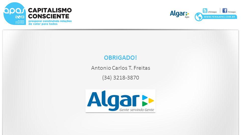 Antonio Carlos T. Freitas