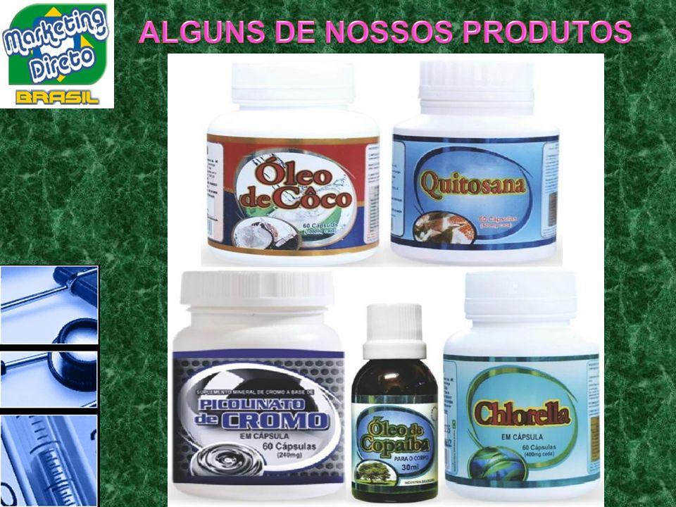 ALGUNS DE NOSSOS PRODUTOS