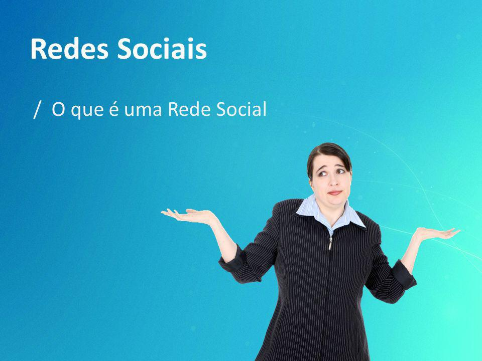Redes Sociais / O que é uma Rede Social