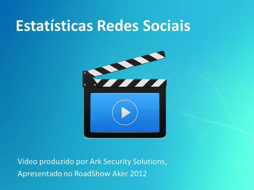 Estatísticas Redes Sociais