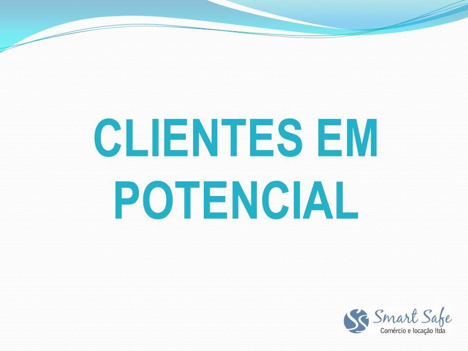 Clientes em potencial
