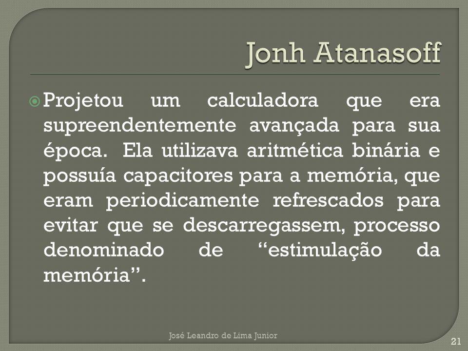 Jonh Atanasoff