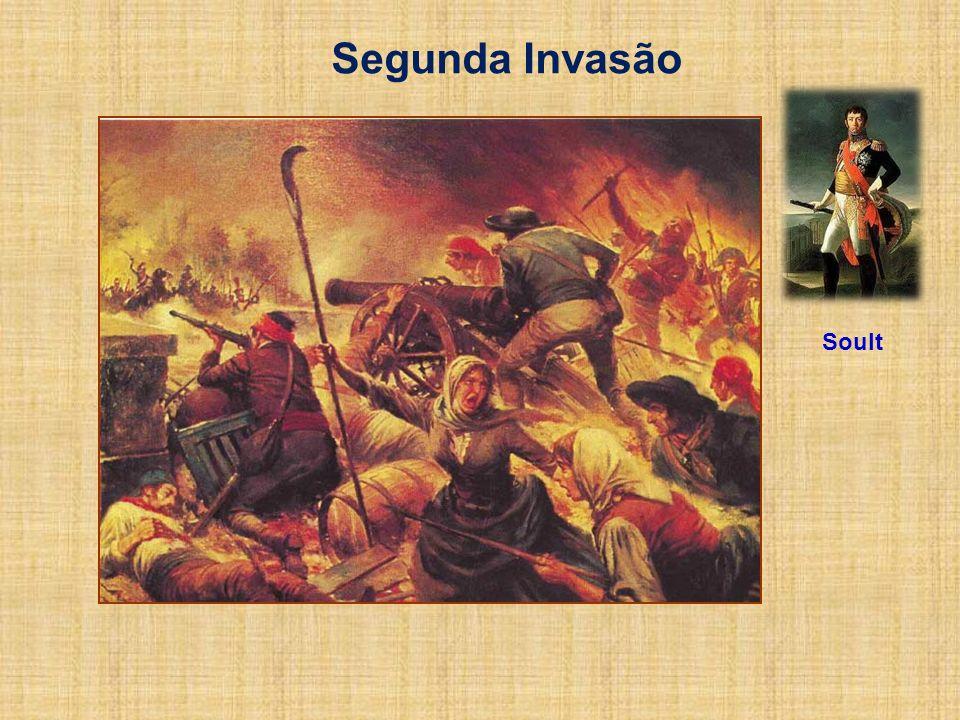 Segunda Invasão Soult