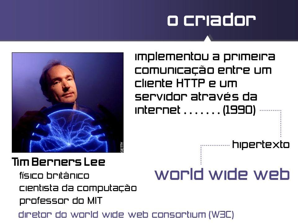 o criador world wide web