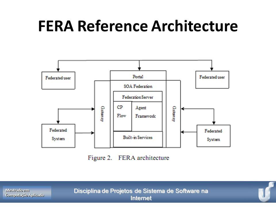 FERA Reference Architecture