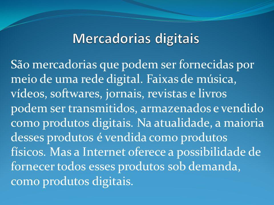 Mercadorias digitais