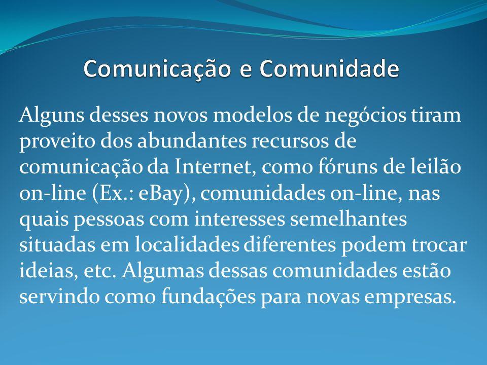 Comunicação e Comunidade