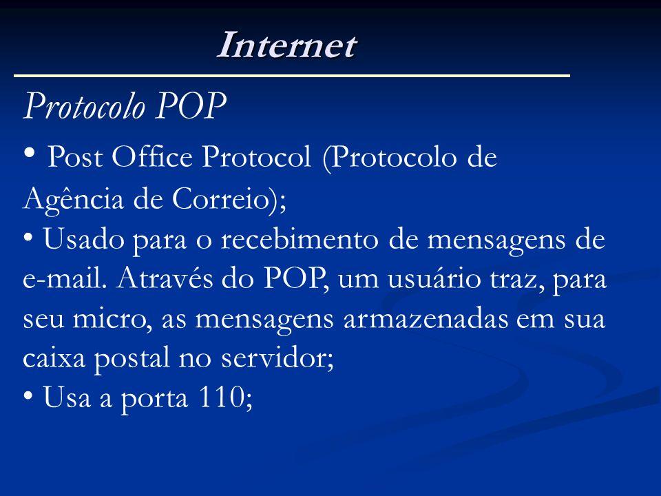 Post Office Protocol (Protocolo de