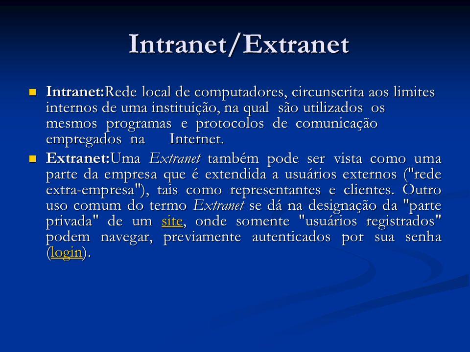 Intranet/Extranet