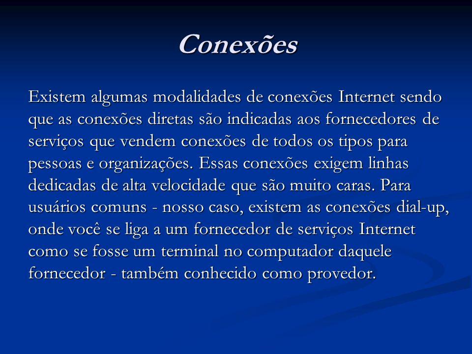 Conexões