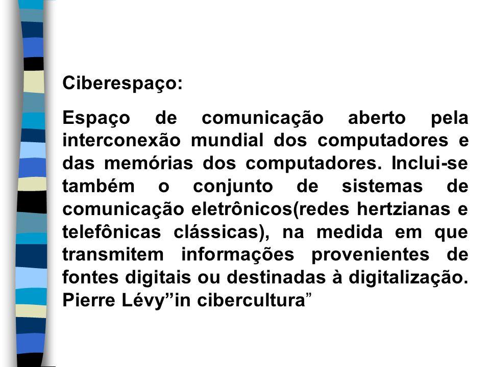 Ciberespaço: