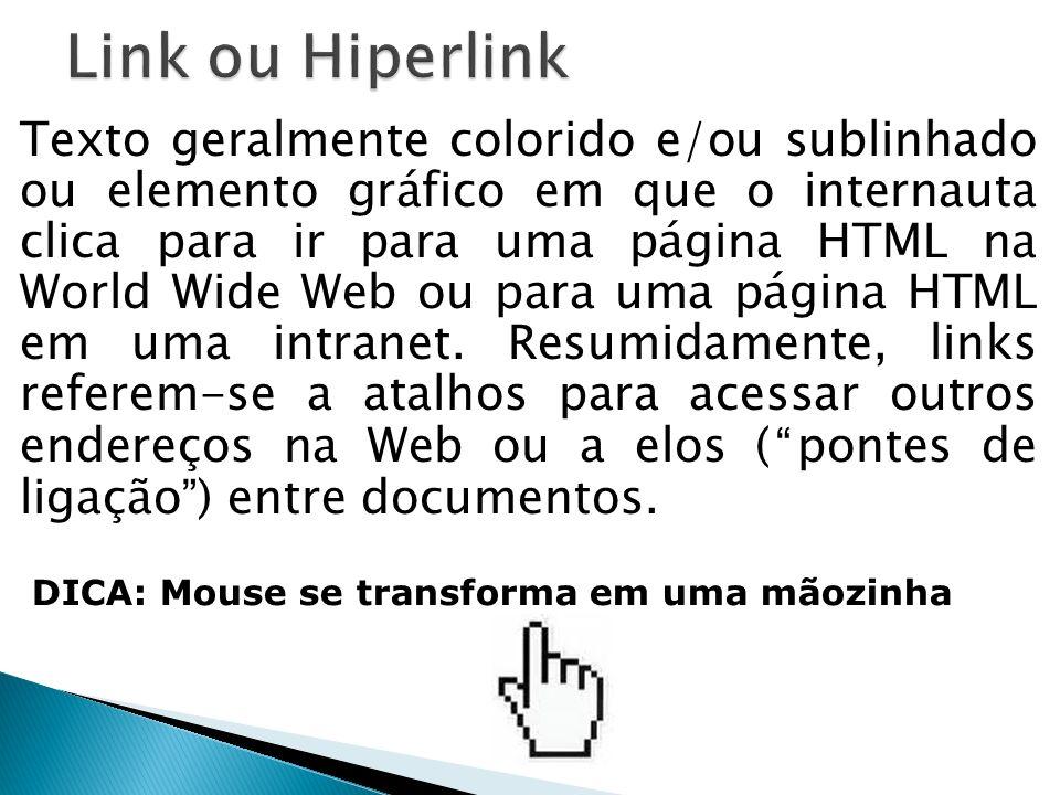 Link ou Hiperlink