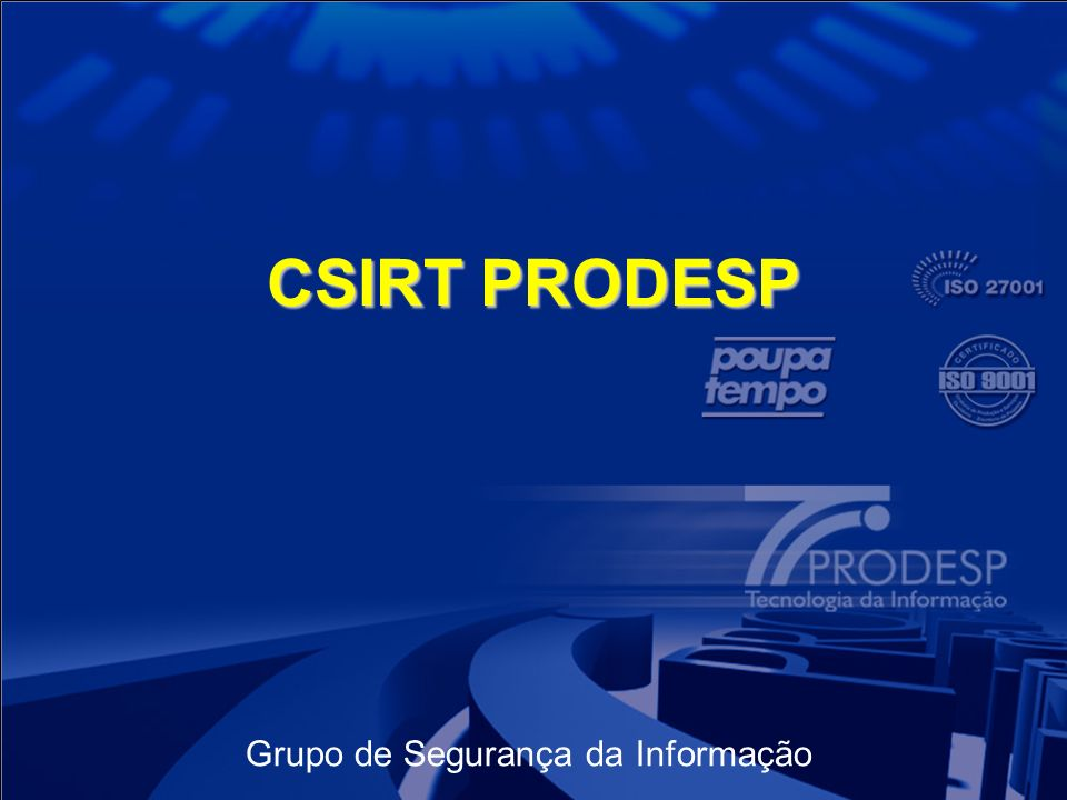CSIRT PRODESP