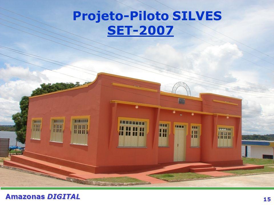 Projeto-Piloto SILVES