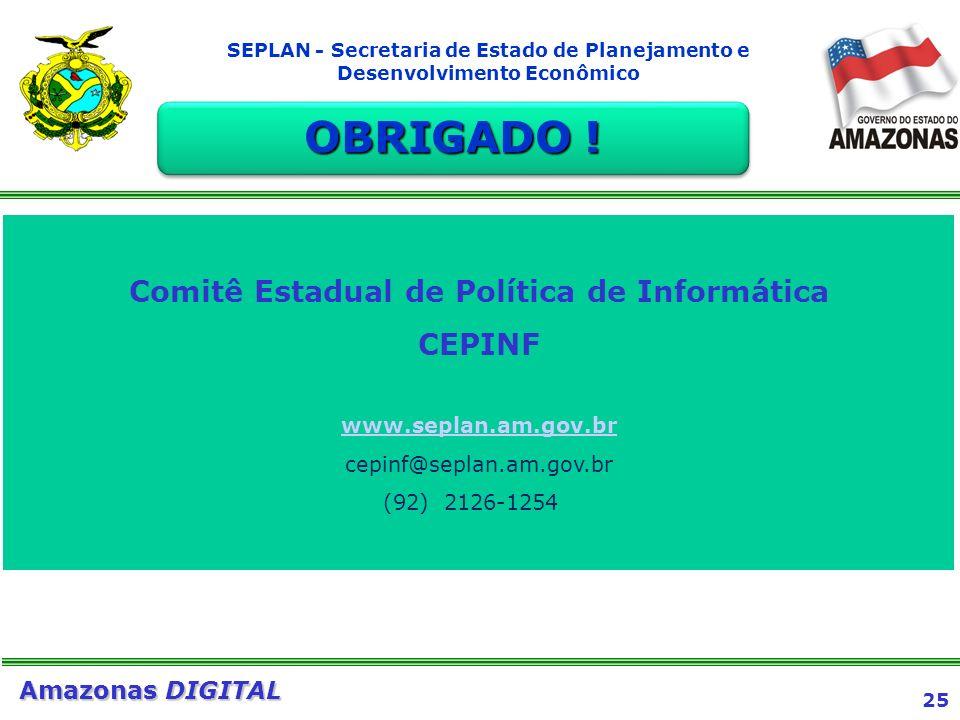 Comitê Estadual de Política de Informática