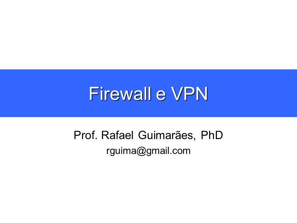 Prof. Rafael Guimarães, PhD rguima@gmail.com