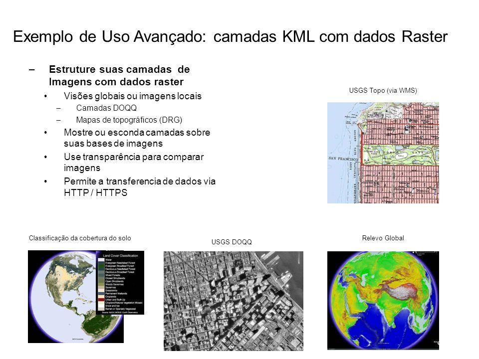 Classificação da cobertura do solo