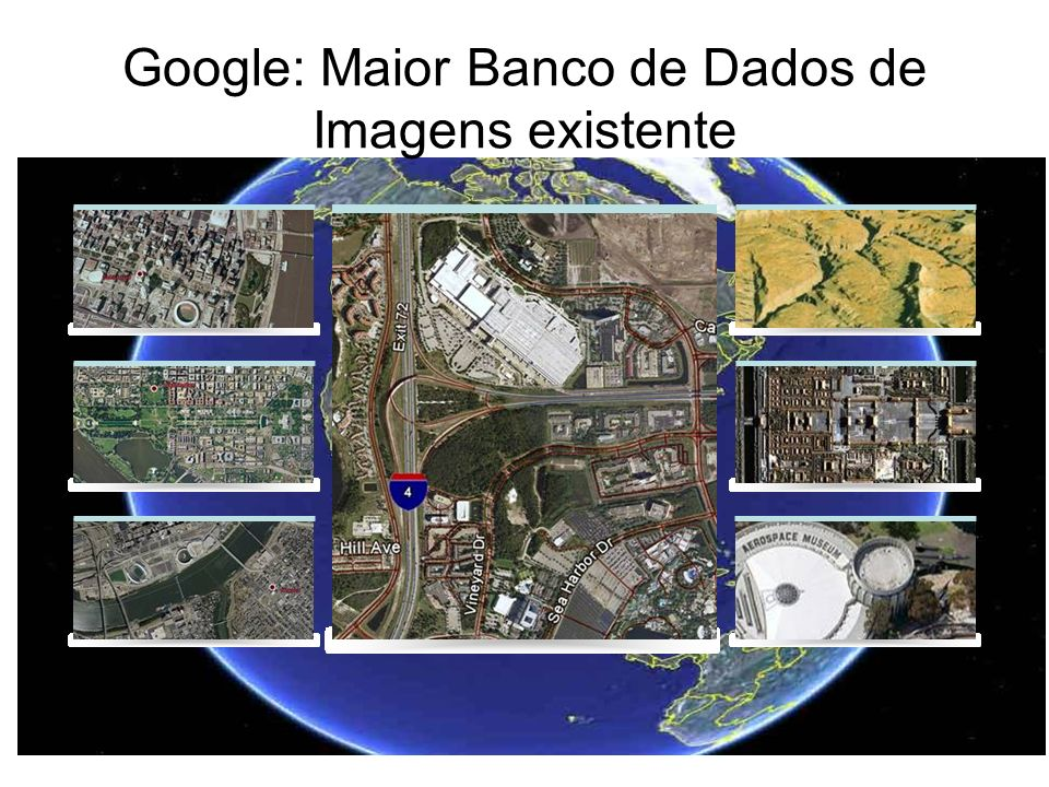 Google: Maior Banco de Dados de Imagens existente