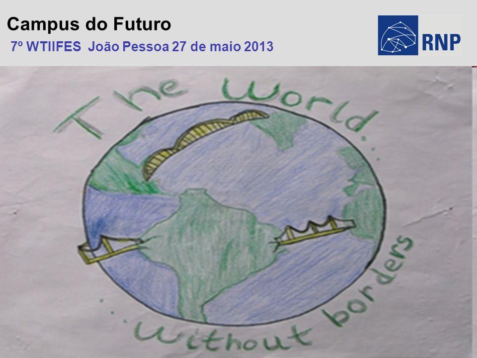 7º WTIIFES João Pessoa 27 de maio 2013