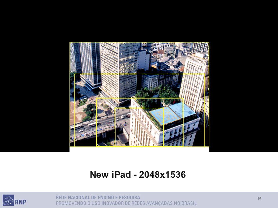 New iPad - 2048x1536