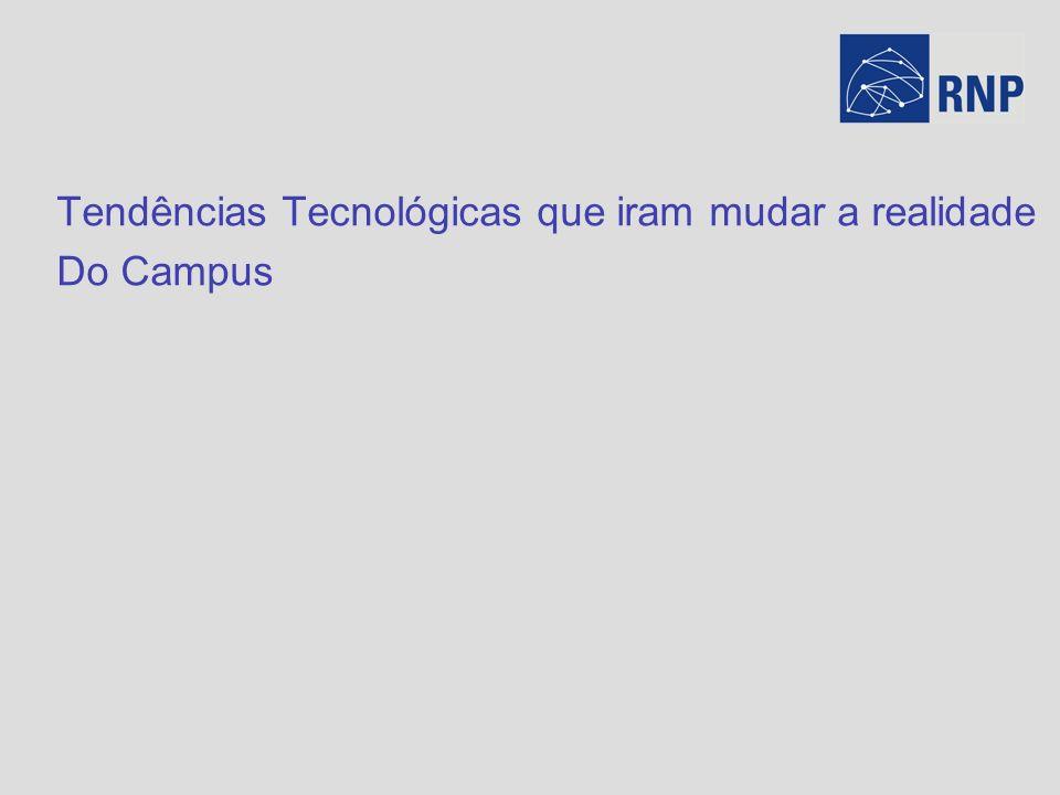 Tendências Tecnológicas que iram mudar a realidade Do Campus