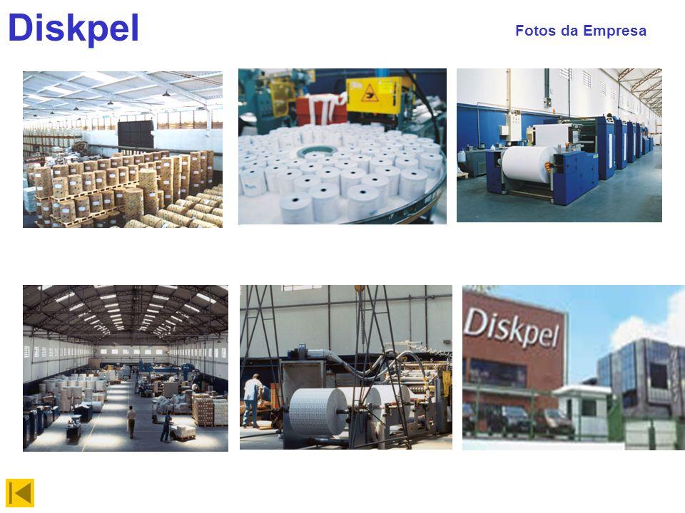 Diskpel Fotos da Empresa