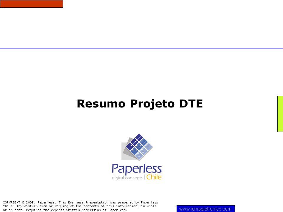 Resumo Projeto DTE www.icmseletronico.com