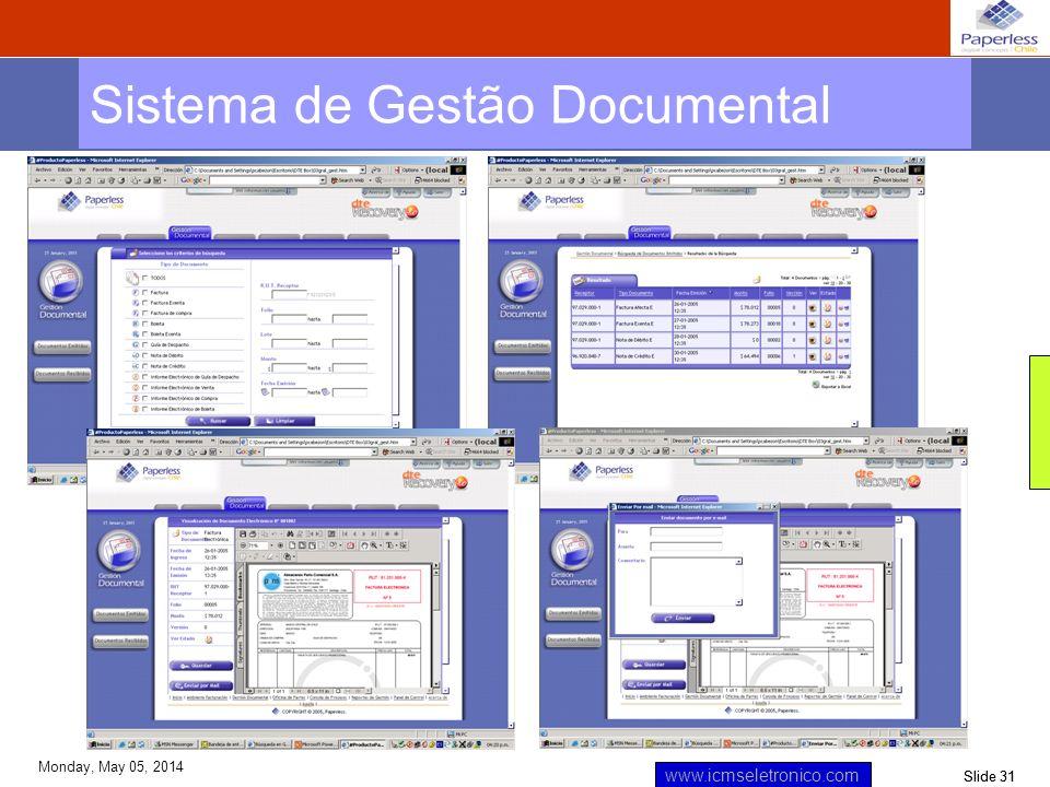 Sistema de Gestão Documental